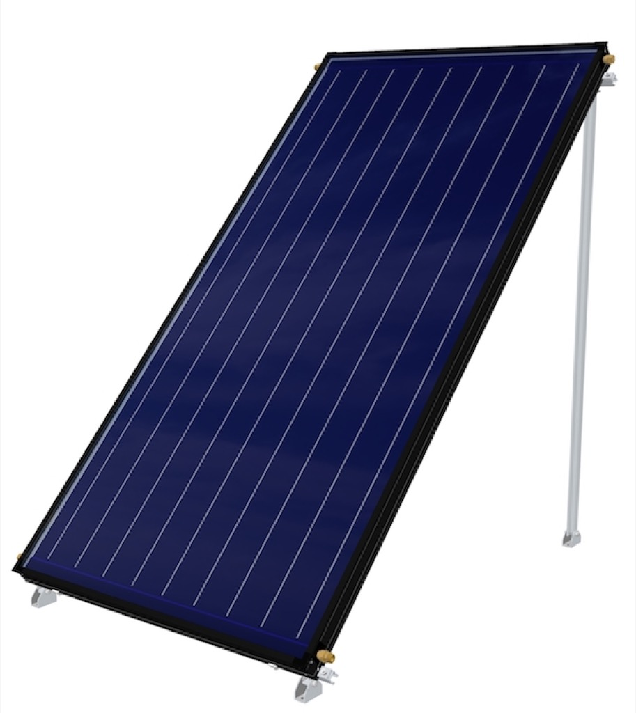 Centralized Water Heating Systems 01 Solar Energy